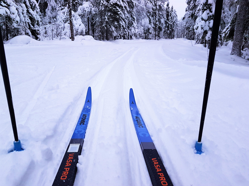 Private Cross-Country Skiing